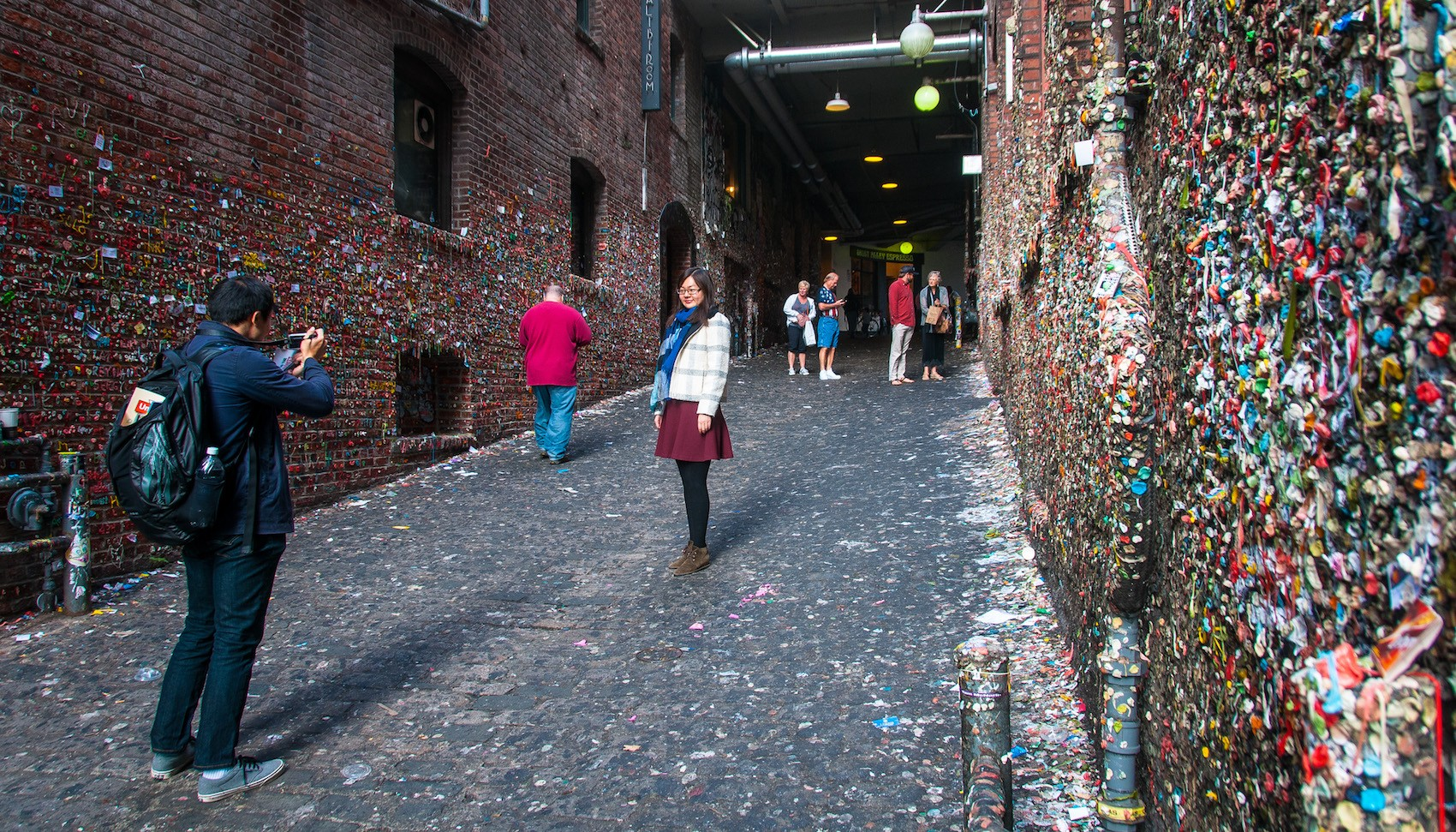 Gum-Wall-2 48 uur in Seattle